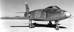 Опытный истребитель North American YF-93