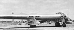Опытный самолёт-разведчик Northrop YRB-49A