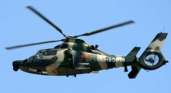 Многоцелевой вертолёт Z-9 Haitun