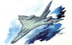 Проект многоцелевого океанского самолета-амфибии А-150