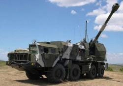Береговой самоходный артиллерийский комплекс А-222 «Берег»