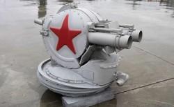 Комплекс неуправляемого реактивного оружия А-223 «Снег»