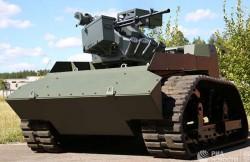 Робототехнический боевой комплекс «Арбалет-ДМ»
