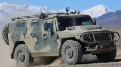 Бронеавтомобиль АСН 233115 «Тигр-М СпН»