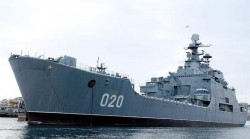 Большие десантные корабли проекта 1174 «Носорог»