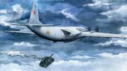 Проект десантно-транспортного самолета Бе-16