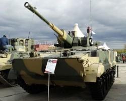 Боевая машина пехоты БМП-3 «Деривация»