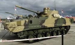 Боевая машина пехоты БМП-3 «Драгун»