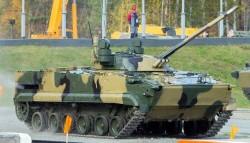 Боевая машина пехоты БМП-3 «Витязь»