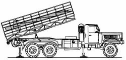 Тактический ракетный комплекс БР-215 «Вихрь»