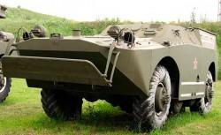 Машина управления БРДМ-РУ (ГАЗ-40ПС)