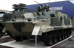 Гусеничный бронетранспортер БТ-3Ф