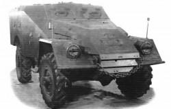 Бронетранспортёр БТР-40Б