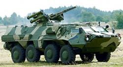 Бронетранспортеры БТР-4Е и БТР-4МВ