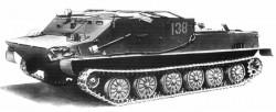 Бронетранспортер БТР-50П