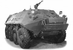 Бронетранспортёр БТР-60ПА (ГАЗ-49А)