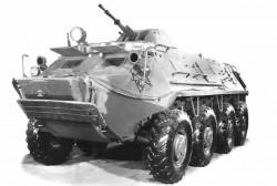 Бронетранспортёр БТР-60ПБ (ГАЗ-49Б)