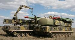 Зенитный ракетный комплекс «Бук-М2Э»