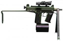 Пистолет-пулемёт CBJ-MS PDW