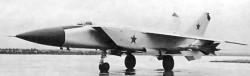 Опытный перехватчик Е-155П