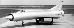 Опытный истребитель-перехватчик Е-50