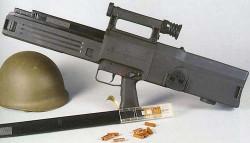 Автоматическая винтовка HK G11