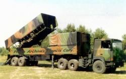 Баллистическая ракета «Hades»