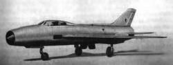 Опытный истребитель-перехватчик И-7У