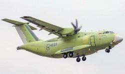 Лёгкий военно-транспортный самолет Ил-112В