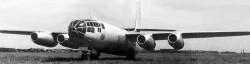 Опытный дальний бомбардировщик Ил-22