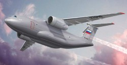 Перспективный военно-транспортный самолёт Ил-276