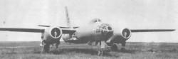 Опытный торпедоносец Ил-28Т