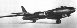 Опытный бомбардировщик Ил-30