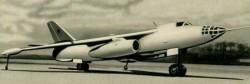 Опытный дальний бомбардировщик Ил-54