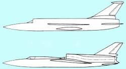 Проект бомбардировщика Ил-56