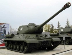 Тяжелый танк ИС-2М