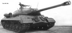 Тяжелый танк ИС-3М