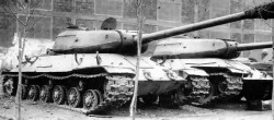 Опытный тяжёлый танк ИС-6 (объект 253)