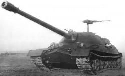 Опытный танк ИС-7