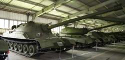 Опытный тяжёлый танк ИС-7 (объект 260)