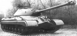Опытный танк ИС-8