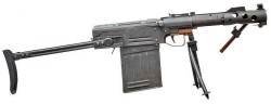Специальный карабин бесшумной стрельбы «Изделие ДМ» «Буря»