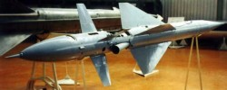 Опытная ракета малой дальности К-6