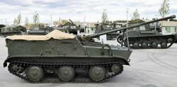Опытная самоходная артиллерийская установка К-73 (АСУ-57П)