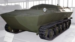 Опытный бронетранспортер К-78