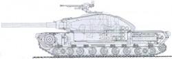 Опытный тяжелый танк К-91
