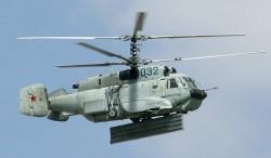 Вертолёт ДРЛО Ка-31