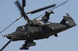 Боевой вертолет Ка-50
