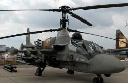Боевой вертолёт Ка-52