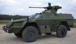 Бронеавтомобиль КАМАЗ-43269 «Выстрел»